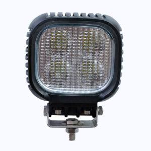 40W Work Light Bar LED Light Flood Beam Offroad SUV Work Light pictures & photos