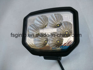 Bright LED Working Light for off-Highway Vehicle pictures & photos