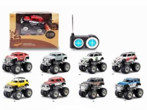 1: 43 Radio/C Car Toy with 5 Function/with Light pictures & photos