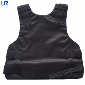 Police Concealable Bullet Proof Vest (Aramid Ballistic Panel) pictures & photos