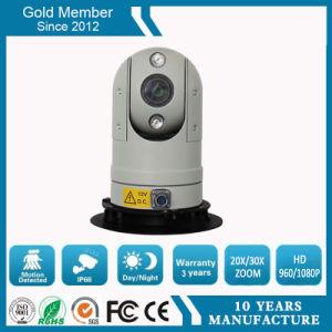20X Zoom 2.0MP 100m Night Vision Vehicle IR PTZ CCTV Camera (SHJ-HD-HL-C) pictures & photos