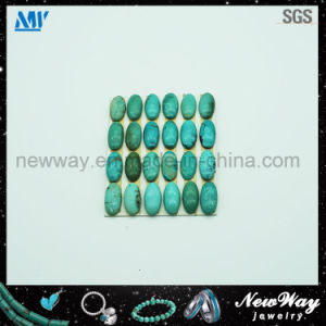 Various Color Natural Turquoise Beads for Ring pictures & photos