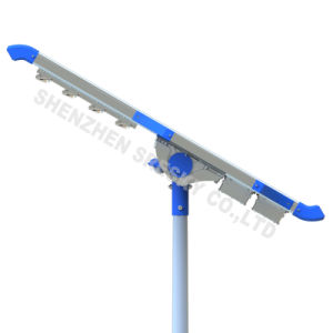 2017 High Quality 50W Solar LED Street Light China Factory pictures & photos