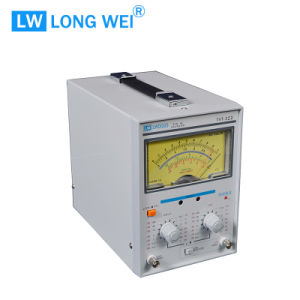 Tvt-322 Frequency 5Hz~1MHz Dual-Needle Test Voltage Millivoltmeter pictures & photos