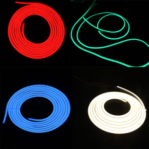 Flexible 10mm Round Rope Light LED, Decorative LED Rope Light 100m with TUV Ce RoHS pictures & photos