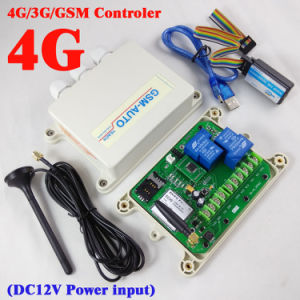 4G Version GSM-Auto 4G / 3G / GSM Remote Relay Controller pictures & photos