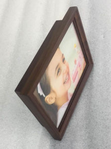 a Wooden Music Picture Frame