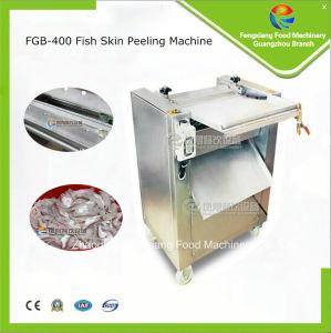 Fgb-400 Staiinless Steel Fish Skin Peeling Machine, Squid Skin Removing Machine, Fish Skin Peeler pictures & photos
