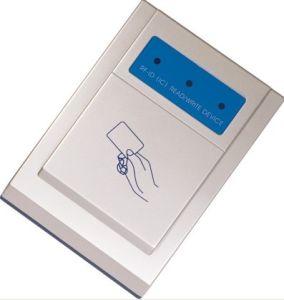USB 2.0 OTG Card Reader 125kHz Desktop RFID Reader pictures & photos