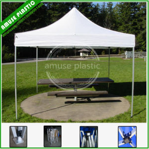 White Middle Deck Easy up Canopy for Outdoor Shade pictures & photos