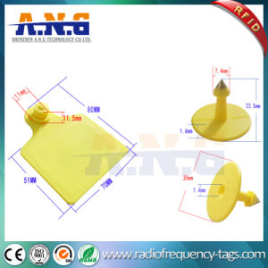 Durable RFID UHF Cattle Ear Tags Animal Tags pictures & photos