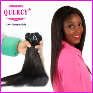 Wholesale Human Hair Price Within Large Stock Straight 10A Brazilian Hair Weave pictures & photos