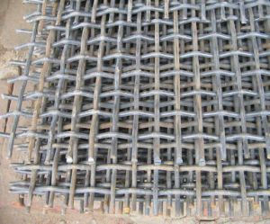 316 Stainless Steel Vibrating Screen Mesh/Crimped Wire Mesh pictures & photos