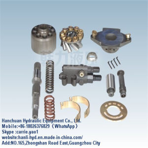 Rexroth Hydraulic Engine Parts/Spare Parts for Doosan Excavator (A4VSO40/45/71/90/125/180/250) pictures & photos