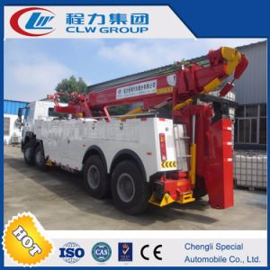 China Factory Heavy Duty Truck Wrecker for Sale pictures & photos