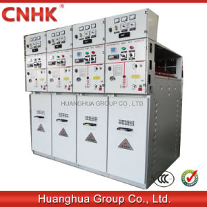 Intelligent Compact Sf6 Insulated Switchgear Hxgn15, The Second Generation pictures & photos