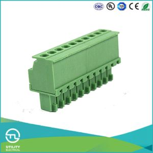 Terminal Blocks Ma1.5/Vr3.5 (3.81) Cable Connectors PCB Mount Screw Male pictures & photos