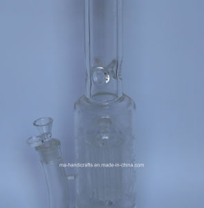 Sand-Blasting Arm Tree Percolator Glass Water Pipe/Tobacco Pipes/Smoking Pipes/Bubbler pictures & photos