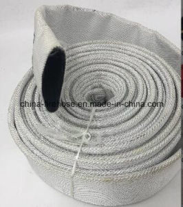 "2""Iuch High Temperature Resistant and High Pressure Resistance Fire Fighting Hose pictures & photos"