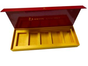 Wholesale Paper Wrapping Cosmetic Gift Box for Perfume pictures & photos