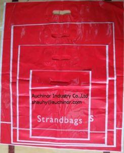 Door Knob Bag Die Cut Bag Patch Handle Bag Poly Die Cut Bag Boutique Bag Poly Handle Bag Shopping Bag Garment Bag Carrier Bag Plastic Bag Packaging Bag pictures & photos