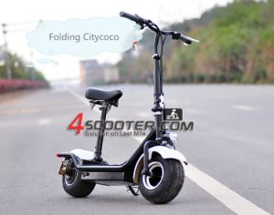 Wholesale Mobility Scooter Cheap Electric Scooter for Adults E Folding Bike pictures & photos
