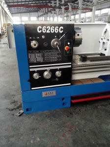 C6266c High Quality Lathe with Spindle Hole 105mm pictures & photos