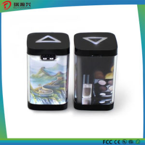 4000mAh mobile Power bank with Advertising light pictures & photos