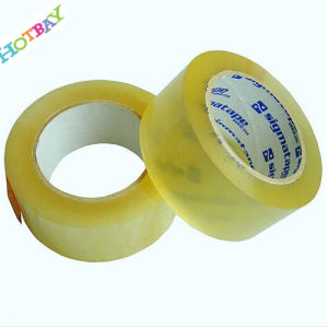 Transparent Clear Adhesive Sealing Ribbon Tape