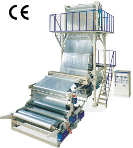 Plastic Extruder and LDPE HDPE Film Blowing Machine pictures & photos
