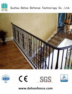 Decorative Wrought Iron Stair Fencing Hot Sale pictures & photos
