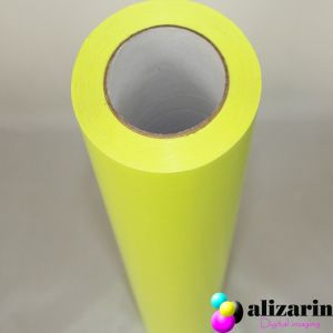 Lemon Yellow Flexible Cuttable Heat Transfer Vinyl for Clothing pictures & photos