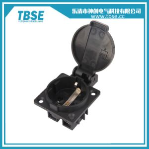 Schuko Socket IP44 16A 250V~ pictures & photos