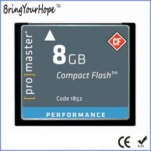 OEM 200X 133X Compact Flash 8GB CF Card (8GB CF) pictures & photos