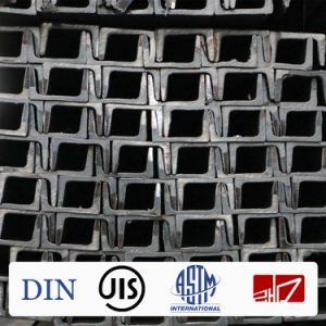 JIS/ASTM/GB/En/U Channel/C Channel/Steel Profile pictures & photos