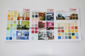 Decorating Beauty Full Printing Color Chart pictures & photos