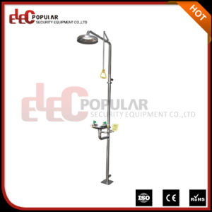 Higher Stainless Steel Combination Eyewash &Shower pictures & photos