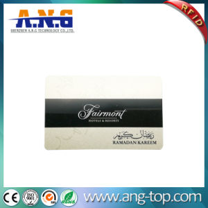 Luxury Gold Gift Card 13.56MHz RFID MIFARE Business Card pictures & photos
