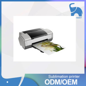 Hight Quality A3 Dye Inkjet Sublimation Garment Printer 1390 pictures & photos