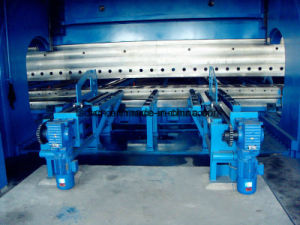 CNC Hydraulic Press Brake in Tandem/Double Bending Machine (2-WE67K-300/4000) pictures & photos