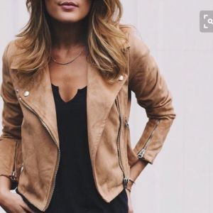 Short Leather Jacket for Women, 2017new Style, High Quality pictures & photos