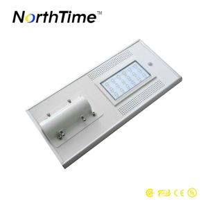 3 Years Warranty All in One Solar Street Light 18W with PIR Sensor pictures & photos