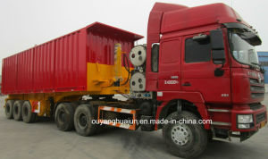 9.5 Meters Self Dump Semitrailer pictures & photos