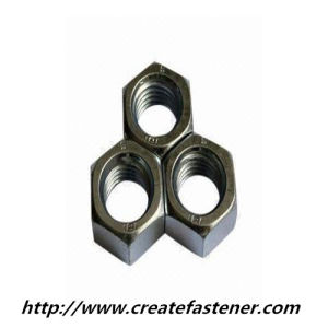 ISO4032 High Quality Carbon Steel Hex Nut pictures & photos