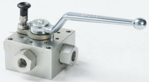 Carbon Steel Multi-Way Ball Valve pictures & photos