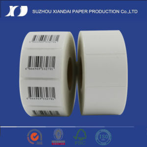 High Quality Thermal Label Roll pictures & photos