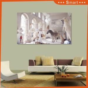European Style a Angel and Animals 3D Design for Decoration Painting on Wall Panel pictures & photos