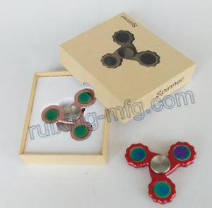 Aluminum Fidget Spinner Hand Spinner pictures & photos