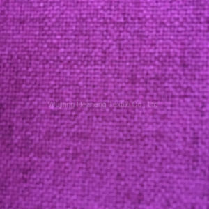 Hzr43 Polyeseter Linen Upholstery Fabric for Sofa pictures & photos