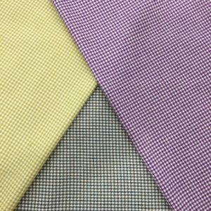 Little Houndstooth Wool Fabric for Overcoat pictures & photos